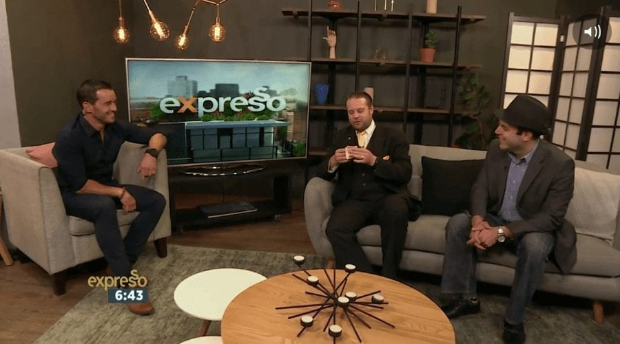 Cape Town Magic Club on Expresso Show