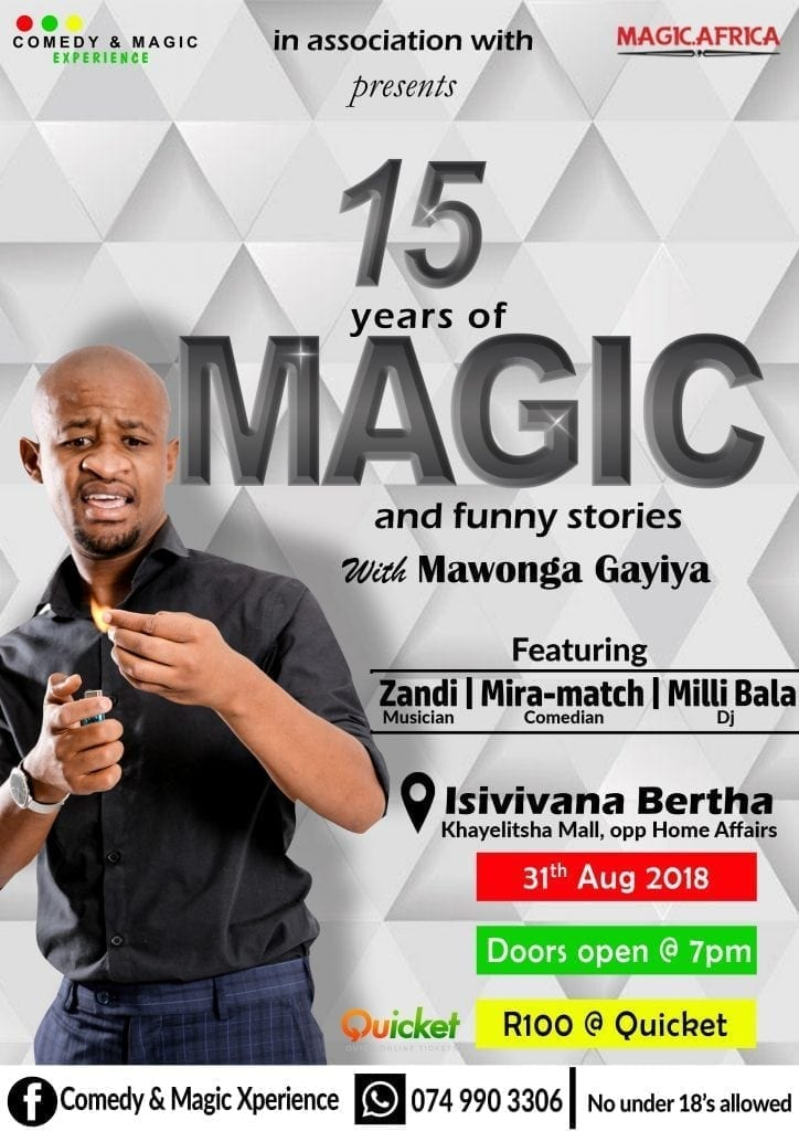 CMX- 15 Years of Magic and Funny Stories