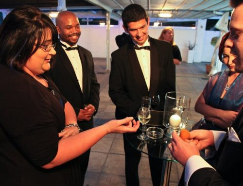 How you can add 'Magic' to your wedding reception party