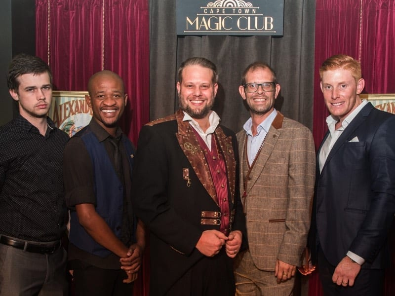 Cape Town Magic Club 2 | About Magic Africa Productions