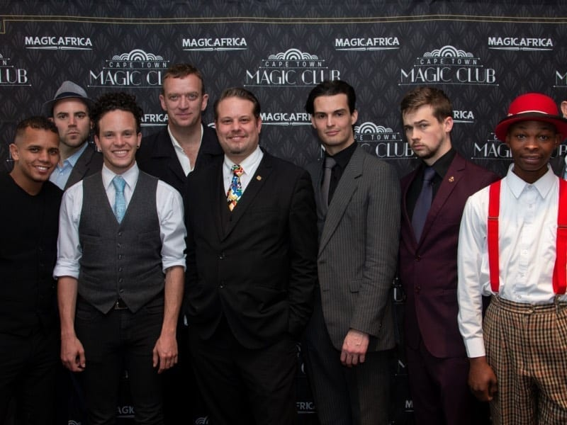 Cape Town Magic Club 3 | About Magic Africa Productions