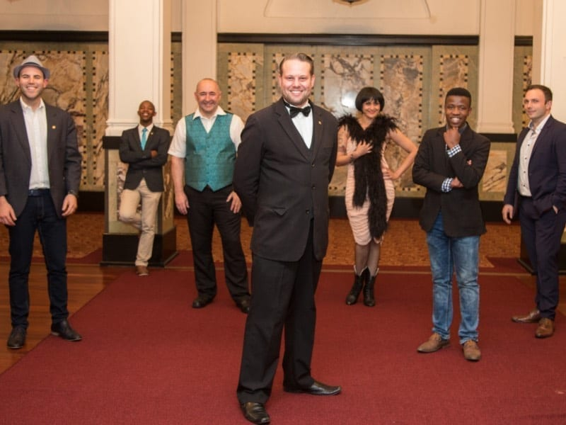 Cape Town Magic Club 4 | About Magic Africa Productions