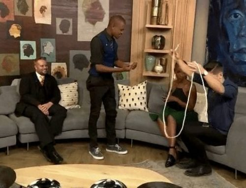 Cape Town Magic Club on SABC3 Afternoon Express