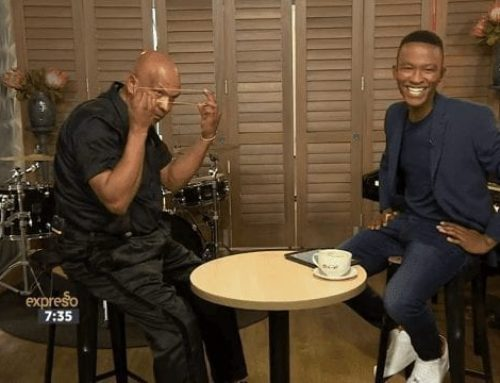 Magic Man performs on Expresso show