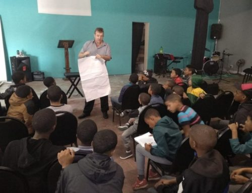 """""""Magicians Without Borders"""" Opens Education Chapter in Cape Town, South Africa"""