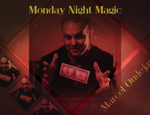 Cape Town Magic Club – Performance Trailer