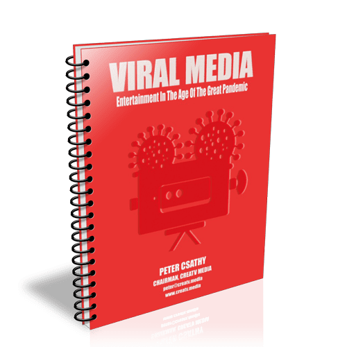 """VIRAL MEDIA: Entertainment In The Age Of The Great Pandemic."""