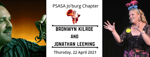 Jo'burg Chapter Meeting