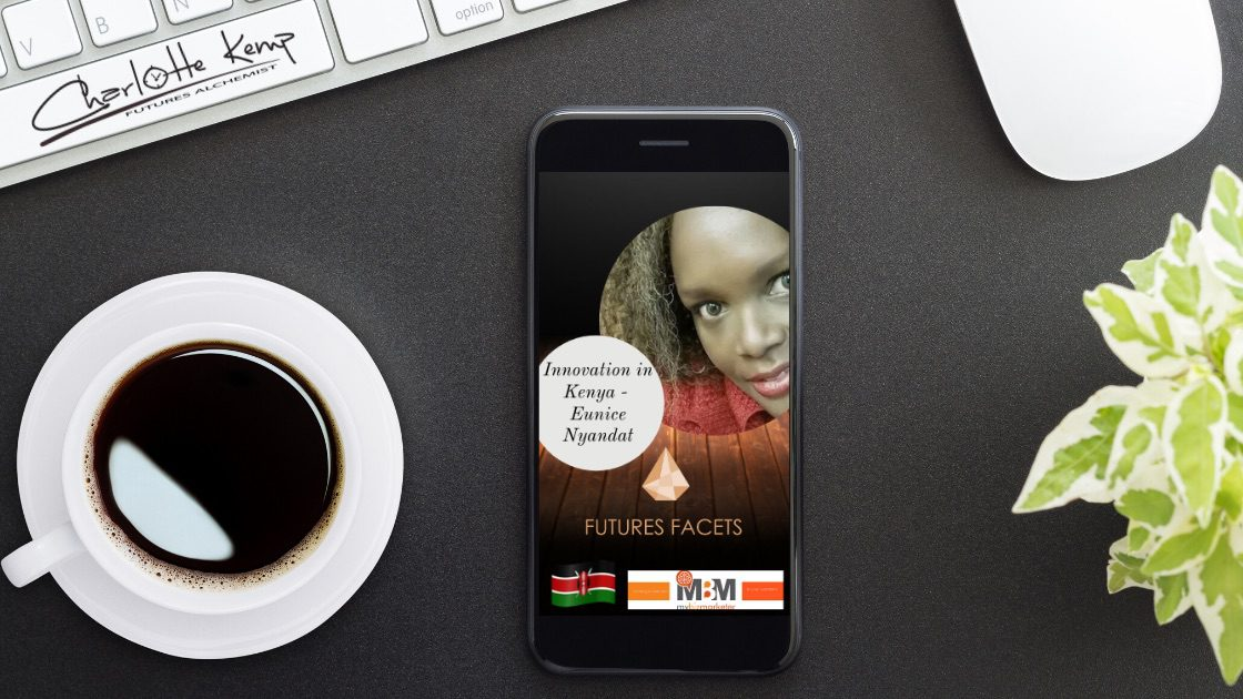 Innovation in Africa Eunice Nyandat Futures Facets Podcast
