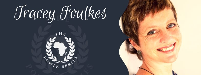 Tracey Foulkes Power Series