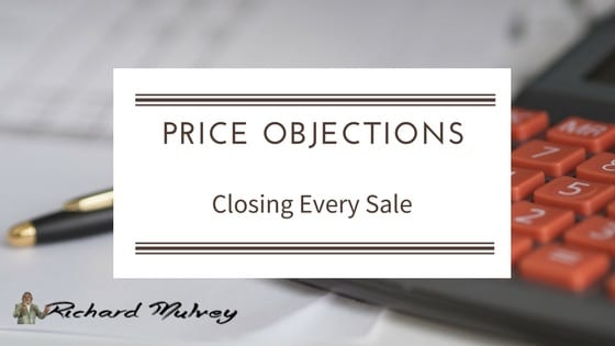 Handling Price Objections